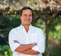 VasVasco Sevinate Pinto, administrador da AgroBeja